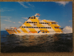 WIGHTLINK CATAMARAN OUR LADY PATRICIA - Ferries