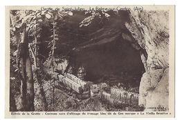 01 - LA BALME-SUR-CERDON - Cave D'affinage Du Fromage De Gex - Grotte De St-Julien - France