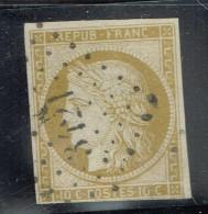 A6D-N°1 Verdâtre Pc 3421 Trevoux Ain - 1849-1850 Cérès