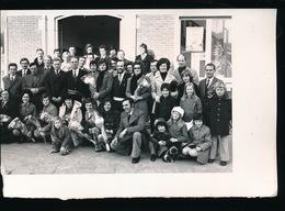 SCHELDERODE     FOTO 18 X 13 CM - UITREIKING ERETEKENS TE SCHELDERODE 1973 - Merelbeke