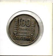 Algérie Française. 100 Francs. 1950 - Colonie