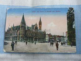 Anvers Gand La Poste Belgium - Belgio