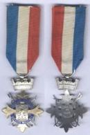 Médaille Des Chevaliers Sauveteur Des Alpes Maritimes - France