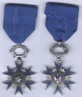 Médaille De Chevalier De L'Ordre National Du Mérite - France