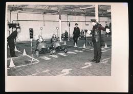 GAVERE  FOTO 18 X 13 CM - VERKEERSPARK GEOPEND    1973 - Gavere
