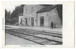 CHATENOIS - La Gare - Vue Intérieure - Chatenois