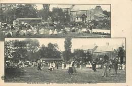 """CPA FRANCE 54 """"Lunéville, Fête De Saint Antoine, 1908"""" - Luneville"""