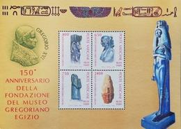 Vatican  Gregorian Egyption Museum,150th Anniv. - Vatican