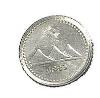 1/4 Réal - Guatemala - 1889 - Argent - TTB + - - Guatemala