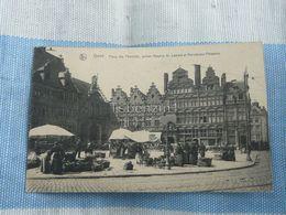Gand Place Ste Pharailde Ancien Hospice St. Laurent Et Marché Aux Poissons Belgium - Gent