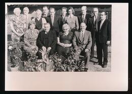 MOERBEKE WAAS  FOTO 18 X 13 CM - GOUDEN BRUILOFT  -- DE BLOCK   -1973  ?? - Moerbeke-Waas