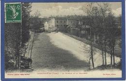 CPA Tarn 81 Labruguière Circulé Moulin à Eau - Labruguière