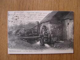 MARCHIENNE AU PONT Le Vieux Moulin Animée Charleroi Hainaut België Belgique Carte Postale Postcard - Charleroi