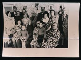 WAARSCHOOT    FOTO 18 X 13 CM - GOUDEN BRUILOFT  - CYRIEL JOOS -1973  ?? - Waarschoot