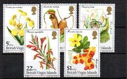 Serie Nº 408/12 British Virgin - British Virgin Islands