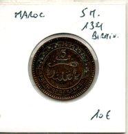Maroc. 5 Mazounas 1321 Birmingham - Maroc