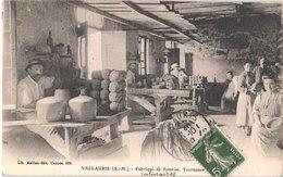 FR06 VALLAURIS - Maillan 838 - Fabrique De Poteries - Tourneurs - Animée - Belle - Vallauris