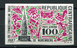 Rep. Centrafricaine ** ND  PA N° 77 - Foire Du Jouet à Nuremberg - Central African Republic