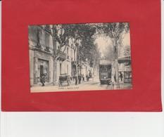 CPA 84  AVIGNON  QUARTIER ST RUFF TRAM BOULANGERIE PLAN PEU COURANT - Avignon