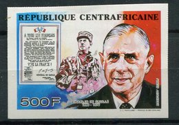 Rep. Centrafricaine ** PA  - ND 402 - Général De Gaulle - Central African Republic