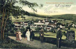 BEBENHAUSEN  MIT  KGL.  JAGDSCHLOSS - Deutschland