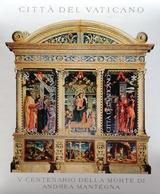 Vatican   2006 Andrea Mantegna Painter Scott 1328 S/S - Vatican