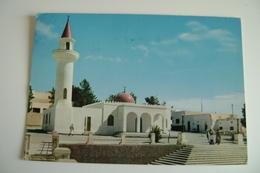 TARHUNA   LIBIA LIBYA   MOSQUE   MOSCHEA   MOSQUE  MOSQUEE  MOSCHEE     VIAGGIATA  COME DA FOTO - Libye