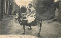 CPA 60 OISE Environs De Beauvais - Scènes Et Costumes - Folklore - Ane - Allons Voir Nos Pratiques - 528 - LL - Beauvais