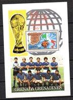 Hb-69  Grenada-grenadines - Coppa Del Mondo
