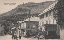 Hautes-alpes : BRIANCON : St-pierre Et Cours Briançonnais - Briancon