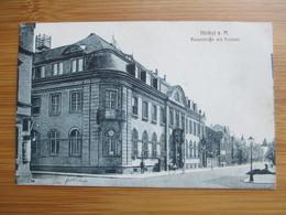 WIESBADEN - Haupfbahnhof - écrite En 1919 - Wiesbaden