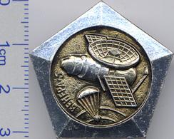 21-9 Space Soviet Russia Pin. Interplanetary Station Venus-5 - Space