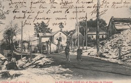 Hautes-alpes : Le Col Bayard Et Hameau De Chauvet ( Attention Souple à Recoller ) - Francia