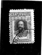 B - 1911 Bulgaria - Zar Ferdinand - 1909-45 Kingdom