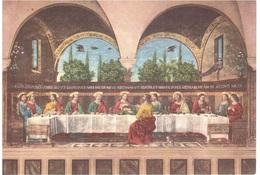 GHIRLANDAIO DOMENICO L'ULTIMA CENA - Paintings
