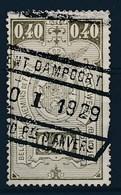 "TR 140 - ""GENT-DAMPOORT - GAND-Pte D'ANVERS"" - (ref. LVS-25.423) - Chemins De Fer"