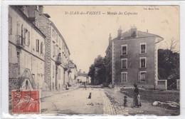 Rhône - St-Jean-des-Vignes - Montée Des Capucins - France
