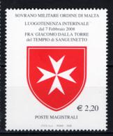 SMOM 2008 Sass.900 MNH/** VF - Malte (Ordre De)