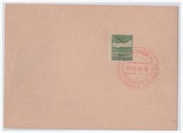 DT-Reich WKII Böhmen Und Mähren (002953) Stempelblatt Mit Vorläufer MNR 303, Sonderstempel 2a, Brünn Vom 21.3.1938 - Böhmen Und Mähren