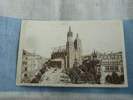 Cracovie Eglise De Ste. Marie Poland - Polonia
