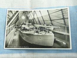 Polarskibet Fram I Hallen Pá Bygdones EU - Cartoline