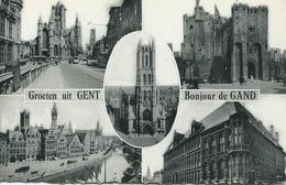GROETEN UIT GENT - Souvenir De...