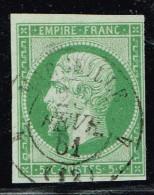 A4b-N°12 Sans Défaut - 1853-1860 Napoleon III