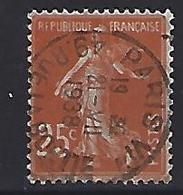 France 1927-31  Semeuse (o) Yvert 235 - 1906-38 Sower - Cameo