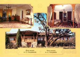 73174834 Moldawien Puschkino Museum Moldawien - Moldavie