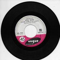 "Sidney Bechet & Claude Luter 45t. SP ""saint Louis Blues"" - Jazz"