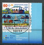 """Germany,Allemagne  2014 Michel Nr.3067 """"Umweltschutz,Wasser Ist Leben,Water"""" 1 Wert, Used,gestempelt - Umweltschutz Und Klima"""