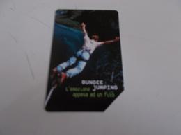 B699   Scheda Telefonica Bungee Jumping - Schede Telefoniche
