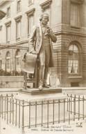 """CPA FRANCE 75005 """"Paris, Jardin Des Plantes, Statue De Claude Bernard"""" - Arrondissement: 05"""