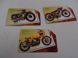 B699    3 Schede Telefoniche Moto - Unclassified
